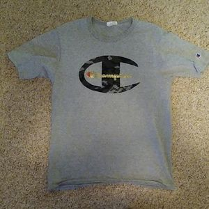 Champion good/camo logo